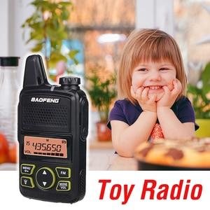 Image 5 - Baofeng 미니 워키 토키 BF T1 lcd uhf fm 햄 cb 라디오 양방향 라디오 1500 mah hf 송수신기 인터폰