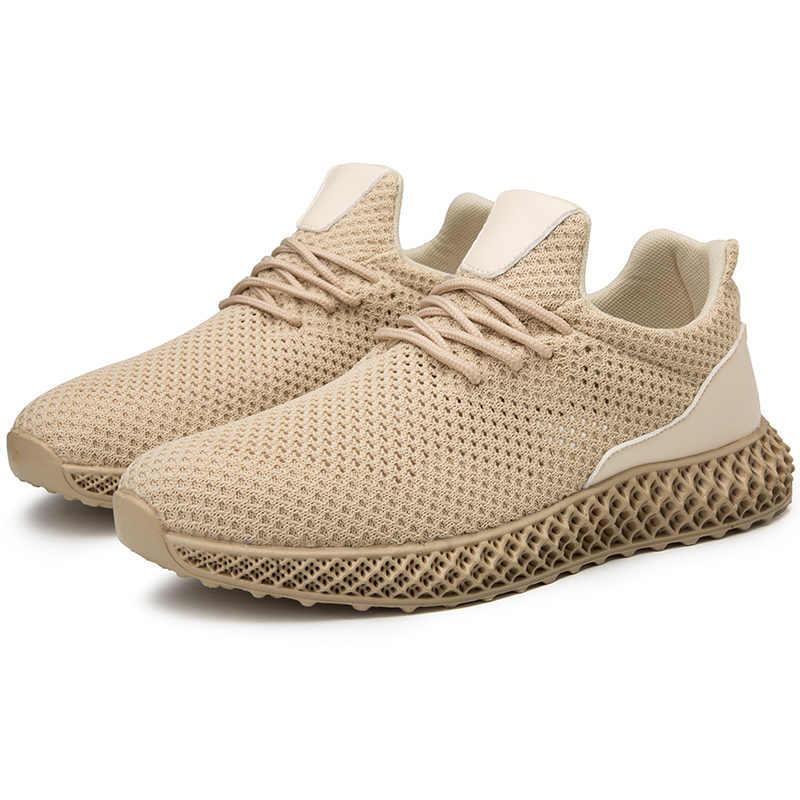Erkek spor ayakkabı dayanıklı Tenis Masculino Adulto artı 48 erkek spor ayakkabılar Anti koku gündelik erkek ayakkabısı Dropshipping