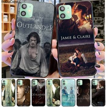 TV Series Outlander Jamie Fraser Phone Case For Iphone 12 Pro Max 11 Pro XS MAX 8 7 6 6S Plus X 5S SE 2020 XR Case image