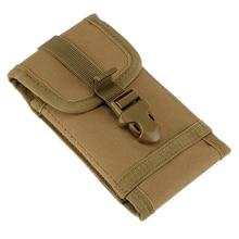 Наружная сумка для мобильного телефона тактические карманы многофункциональные спортивные сумочки камуфляжные нейлоновые наборы кулонов для мобильного телефона маленькая упаковка