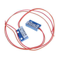 2Pcs Normally Open Proximity Magnetic Sensor Reed Switch PS-3150 Perfect High Speed AT10-30 220V 500mA Stable Switches