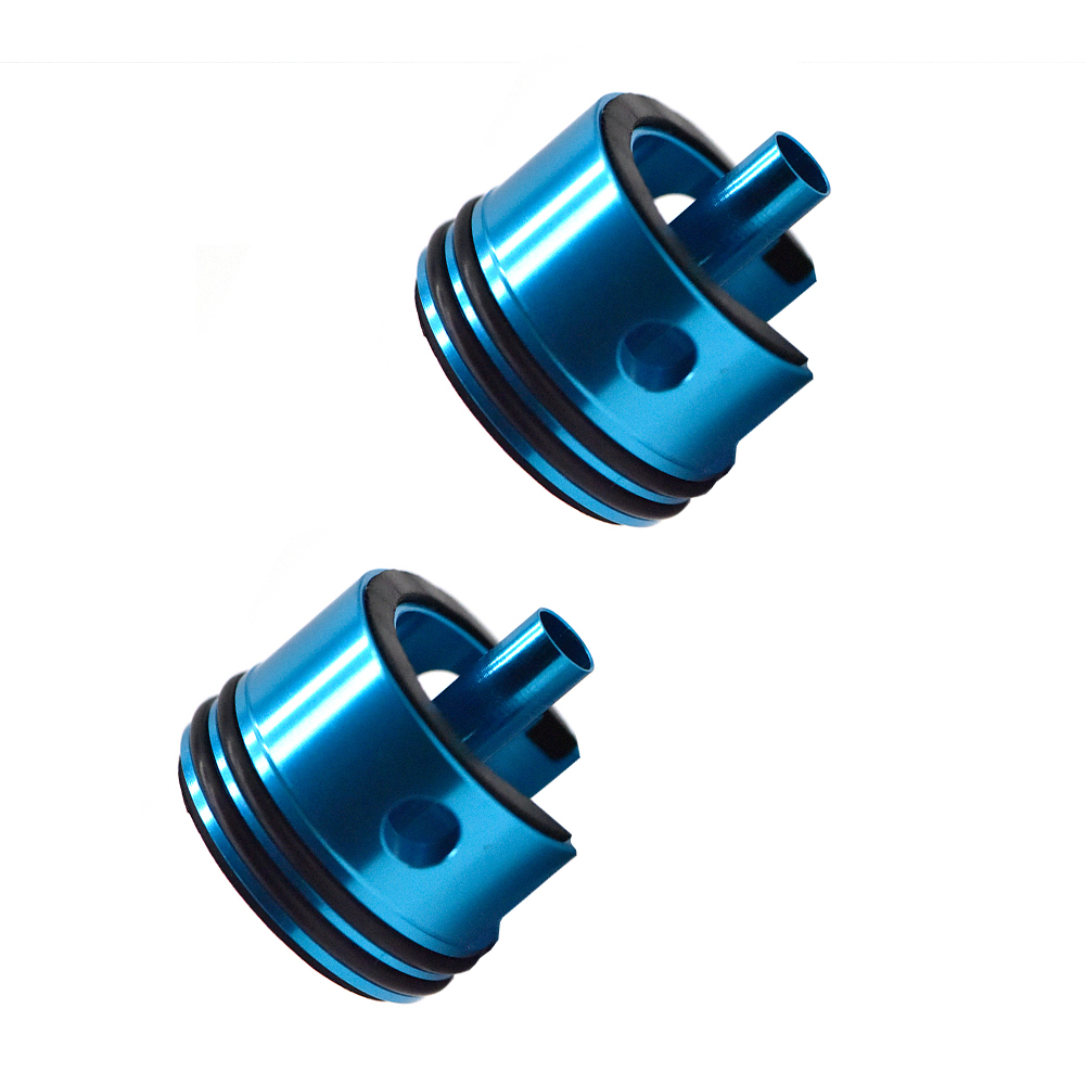 Ultra Cylinder Head For Airsoft Ver.2 Ver.3 Gearbox M4 AK AEG JinMing Air Guns Gel Blaster Paintball Hunting Accessories