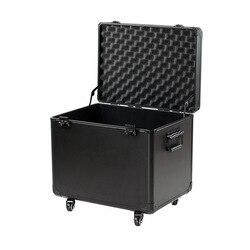 Металлический ящик для инструментов многофункциональная коробка для хранения с замком безопасные переносные инструменты Toolbox оптовая про...