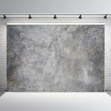 BEIPOTO серый цементная текстура бетонная стена фон для фотосъемки Новорожденный ребенок фото портрет Фотостудия Стенд съемки B282