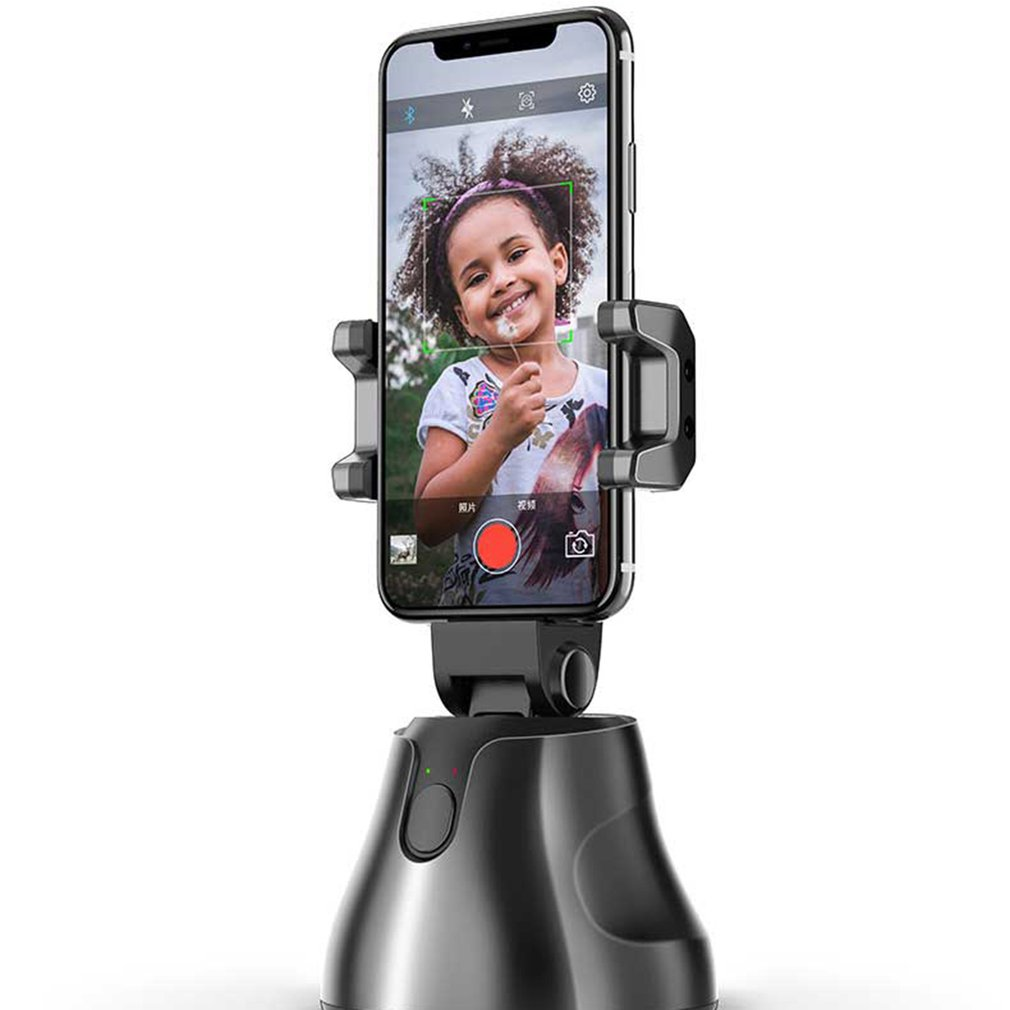 Auto Smart Schieten Selfie Stok Intelligente Volgen Gimbal Ai Samenstelling Object Tracking Auto Gezicht Tracking Camera Telefoon Houder|Selfie Stick|   - AliExpress