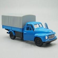 Modèle de camion moulé sous pression 1:43, voiture de traction Opel Blitz 1952