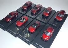 Velocidade gt 1:64 mazda MX-5 CX-3 CX-5 atz axela liga coleção carro modelo brinquedos