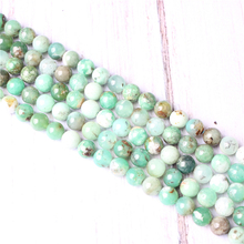 Australian Jade Natural Stone Beads For Jewelry Making Diy Bracelet Necklace 4/6/8/10/12 mm Wholesale Strand