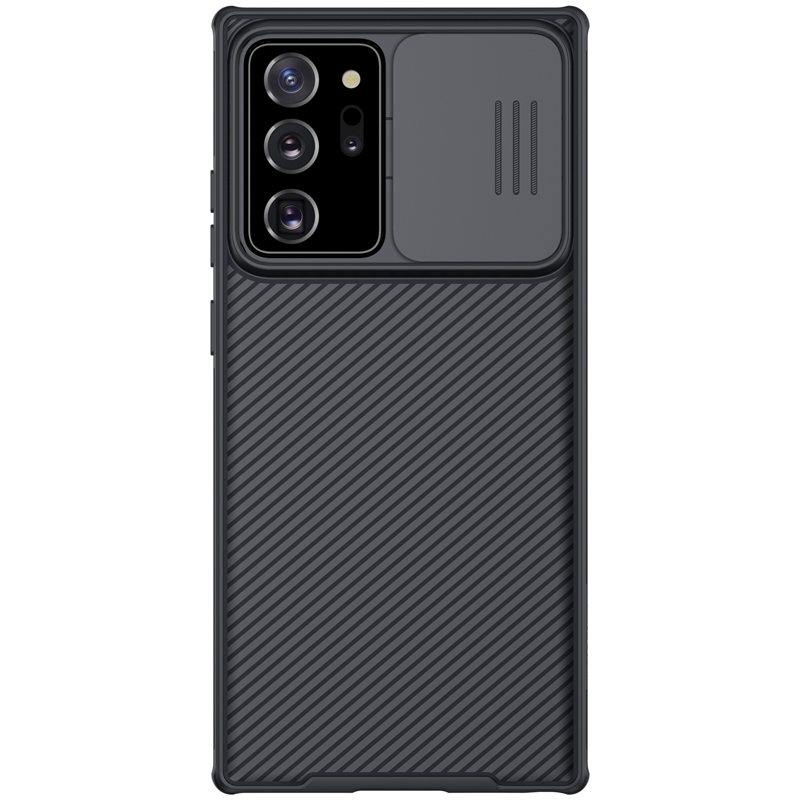 Note 20 Ultra Case | For Samsung Note 20 Ultra Case NILLKIN Plastic Slide Camera Lens Protective Cover Case For Samsung Galaxy Note 20 Note20 Ultra
