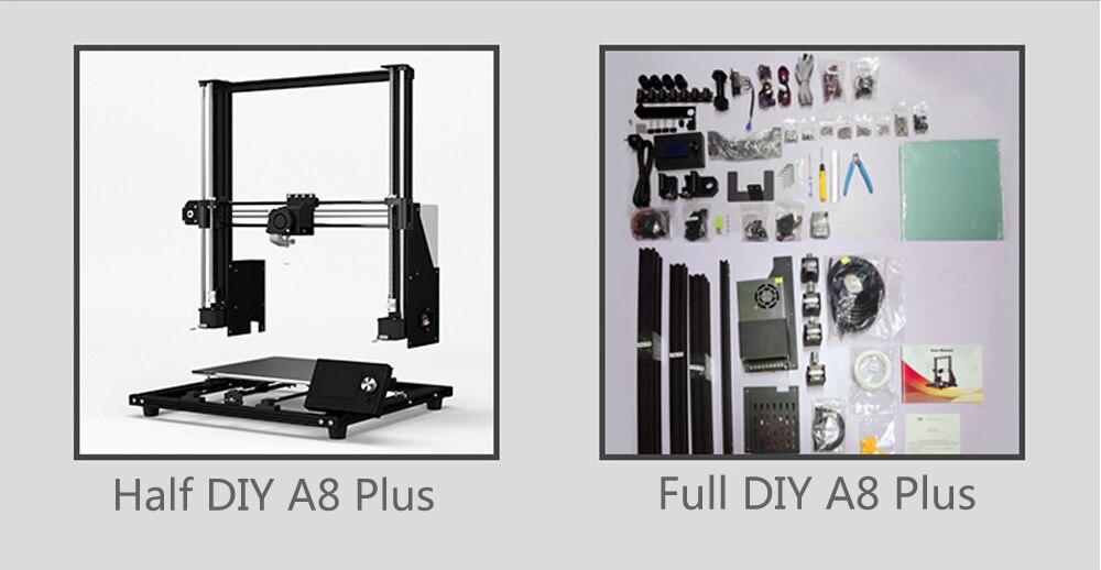 A8-Plus 3D Printer 13