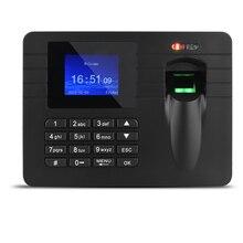 2,4 дюйма TFT ЖК-экран экран пароль отпечаток пальца посещаемость регистратор машина смарт датчик отпечаток пальца коллектор время часы регистратор