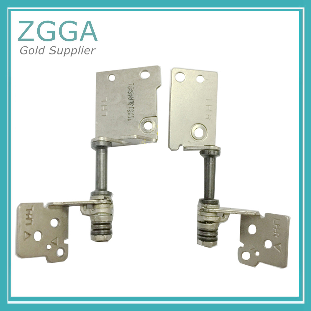 New Original Laptop LCD Hinges for Lenovo IBM V460 Hinge Set Left&Right Axis Shaft Replacement Parts