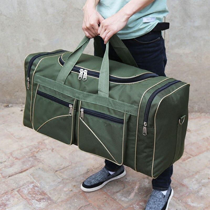 Multifunctional Waterproof Men Travel Bag Luxury Design Travel Duffle Large Capacity Handbag Weekend Bag Overnight XA169K