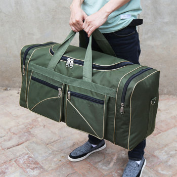 Multifunctional Waterproof Men Travel Bag Luxury Design Travel Duffle Large Capacity Handbag Weekend Bag Overnight XA169K Bags & Shoes