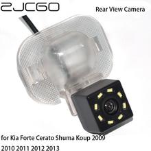 цена на ZJCGO CCD HD Car Rear View Reverse Back Up Parking Waterproof Camera for Kia Forte Cerato Shuma Koup 2009 2010 2011 2012 2013