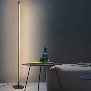 Modern Minimalist Floor Lamp LED Dimmable Floor Lights Nordic Living Room Bedroom Sofa Standing Lamp Indoor Decor Light Fixtures(China)