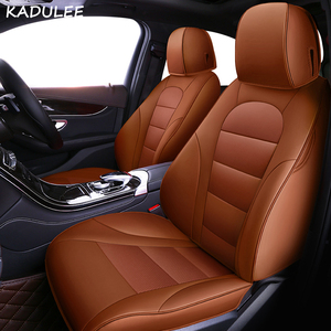 Image 5 - KADULEE רכב מושב כיסוי עבור רנו Kadjar Koleos Captur מגאן 2 3 הדאסטר Kangoo Koloes לוגן אוטומטי אביזרי רכב  סטיילינג