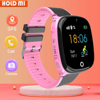 Reloj inteligente HW11 pk Q50 Q90 para niños, reloj inteligente con podómetro, GPS, llamada de emergencia, resistente al agua