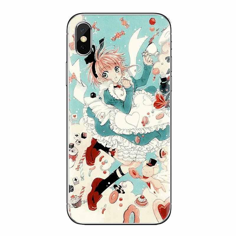 ! Księżniczka Precure Anime dla Samsung Galaxy S2 S3 S4 S5 MINI S6 S7 krawędzi S8 S9 Plus uwaga 2 3 4 5 8 Coque Fundas miękkie skóry pokrywa