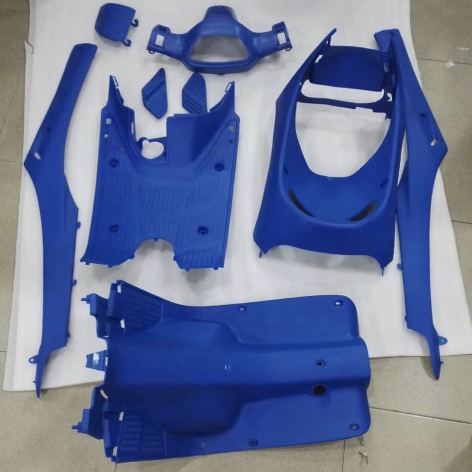 DIO50 27 Body Kit AF27 Inner Panel Fairing Kit Fitting For Scooter Black Blue Grey White Color Abs Plastic Dio 50 Shell