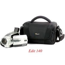 Lowepro Edit 110 Edit 140 appareil photo reflex numérique Triangle sac à bandoulière housse de pluie Portable taille boîtier étui pour Canon Nikon