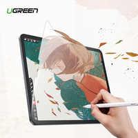 Ugreen Protective Glass Paperlike Matte Film For Apple iPad Pro 11 10.5 9.7 12.9 7.9 iPad mini 5 4 Paper Like Screen Protector