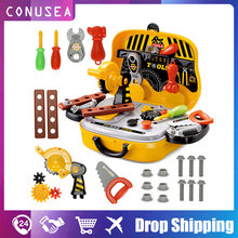 Детский набор инструментов игрушки для ролевых игр инструменты