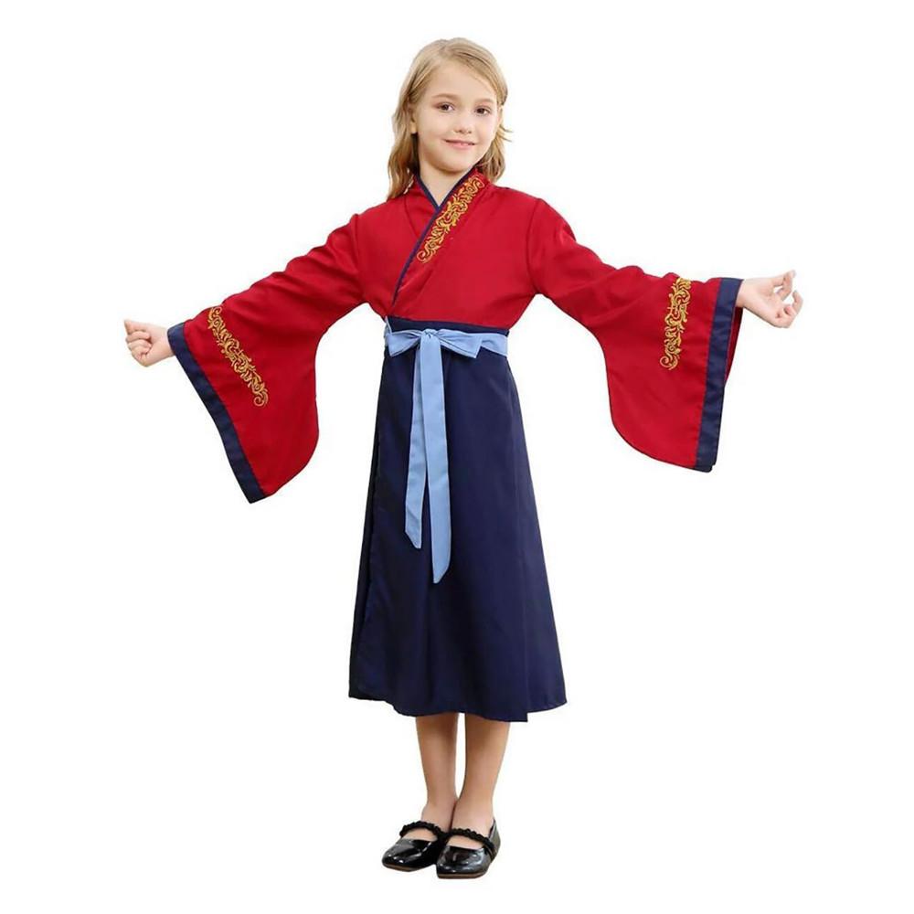 Adult Child Girls Cosplay Costumes Fancy Dress Chinese Hero Mulan 2020 Hua Mulan Cosplay Costume Halloween Cosplay Costume Anime Costumes Aliexpress