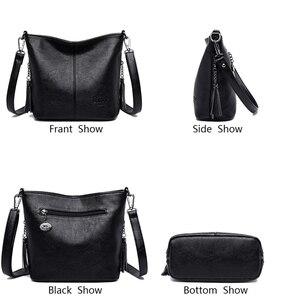Image 4 - Senhoras quentes mão crossbody sacos para as mulheres 2020 bolsas de luxo bolsas femininas designer pequeno couro bolsa de ombro bolsas femininas sac