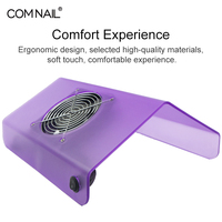 COMNAIL Nail Dust Suction Collector with Fan Vacuum Cleaner Manicure Tools Nail Art Equipment Nail Salon Tools