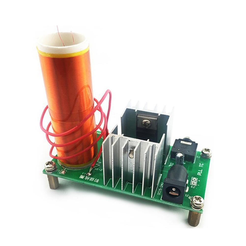 Coil Kit Mini Music Plasma Horn Speaker Wireless Transmission DIY DIY Coil Parts Kit Electronic Component A8M3