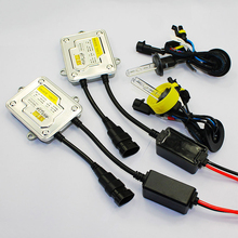 1Set 12V 24V 35W H7 Xenon HID Kit 4300K 5000K 6000K 8000K H1 H3 H8 H9 H11 9005 9006 Fast Start