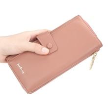 New women's wallet long Korean multifunctional storage wallet zipper buckle multi card holder card holder
