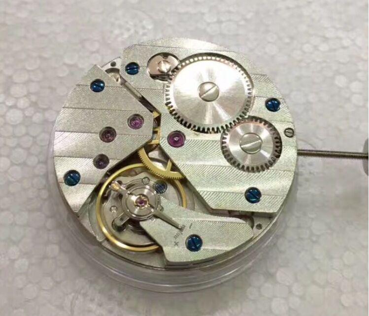 enrolamento movimento 17 jóias bolso