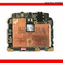 Ze551ml placa lógica placa-mãe circuitos apto para zenfone2 z00ad ze551ml 4 gb ram + 64 gb rom cpu z3580