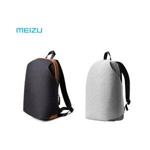 Image 1 - Hot Meizu étanche ordinateur portable bureau sacs à dos femmes hommes sacs à dos école sac à dos grande capacité pour sac de voyage en plein air Pack D5