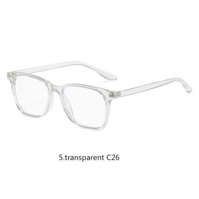Фото tr90 круглый анти синий светильник очки для женщин и мужчин
