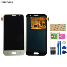 TFT Mobile LCD Display For Samsung Galaxy J1 2016 J120F J120A J120H J120 LCD Display Assembly Touch Screen Digitizer Tools
