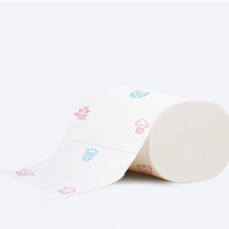 1pcs Good Quality Toilet Paper Bulk Rolls Bath Tissue Bathroom White Soft 5 Ply Hot Sale