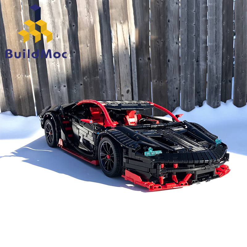 MOC-12560 Technic Series RC Car Roadster Power Function Car Building Blocks Bricks Kids Technic Toys For Children Kid Xmas Gifts 1