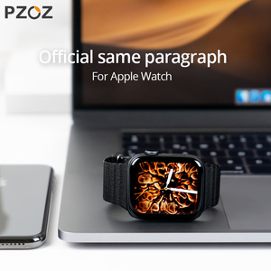Image 2 - PZOZ Leather strap Replacement Sport Band For Apple Watch Series 1 2 3 4 5 42mm 44mm Wrist Bracelet Leather Strap 38mm 40mm