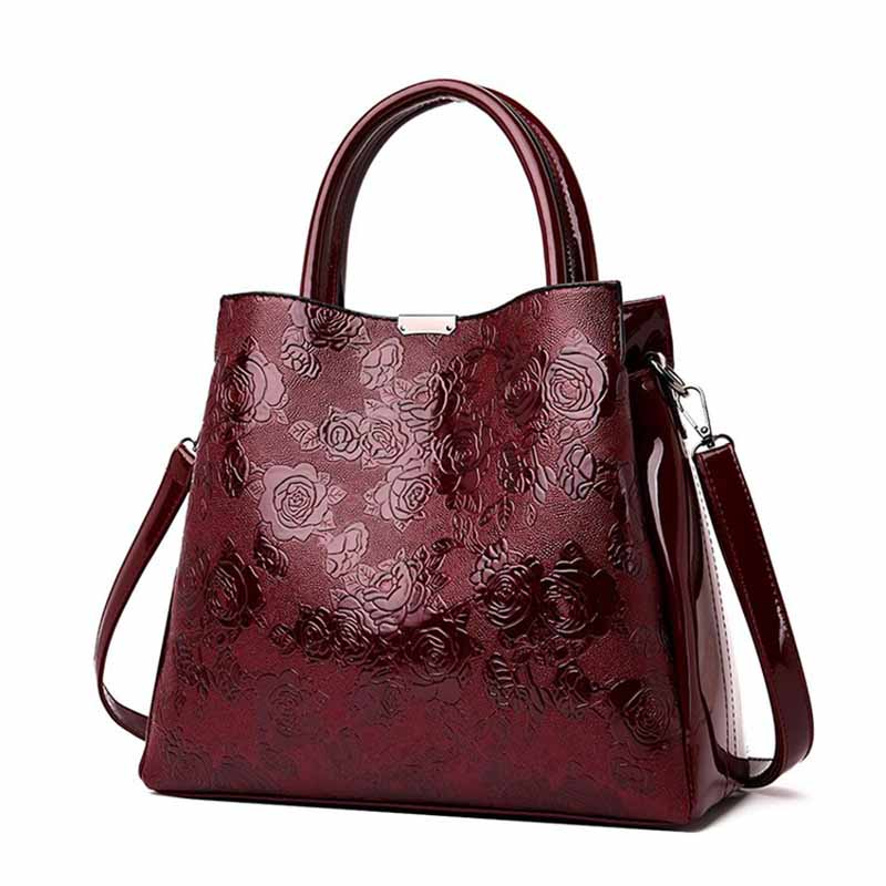 floral sacos de senhoras designer sacos de
