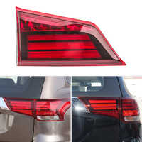 beler New Red Right Rear Inner Side Tail Light Lamp Fit for MITSUBISHI OUTLANDER 2016 2017 2018