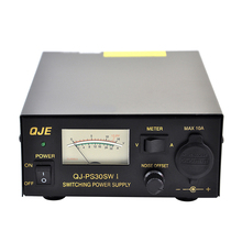 Power Supply QJ-PS30SW I 13.8V 30A Switching Power Supply short-wave base station communication power supply PS30SWI 220VAC