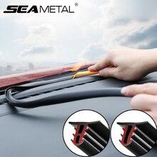 Уплотнительные полосы для приборной панели автомобиля уплотнительные резиновые уплотнения звукоизоляция уплотнение универсальные аксессуары для салона автомобиля товары