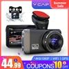VVCAR D530 kamera samochodowa 4K i 1080P wideorejestrator WIFI prędkość N GPS Dashcam kamera na deskę rozdzielczą rejestrator samochodowy Spuer Night Vision
