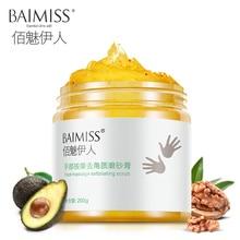 BAIMISS200g Hand Massage Exfoliating Scrub Cream Hand