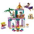 Девушки строительные игрушки принцесса замок серии так же, как 4116 DIY игрушки девушки день рождения Рождество девушки