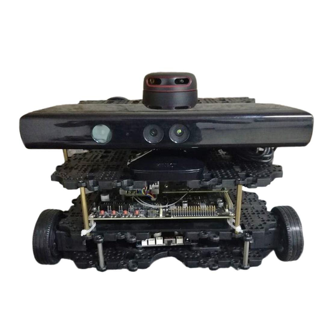 Burger Version Robot Operating System Autopilot Robot Car Open Source Kit For Children Kids Developmental Early Educational Toys