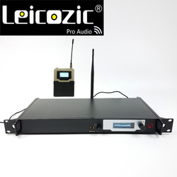 Leicozic Professional in ear monitors L9200 iem in ear wireless monitor system 1 transmitter 1 receiver stage monitoring system